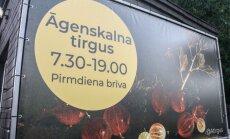100 торговцев, новая концепция и большие планы: Агенскалнский рынок возвращается