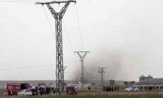 Sprādzienā pirotehnikas rūpnīcā Spānijā vismaz pieci bojāgājušie