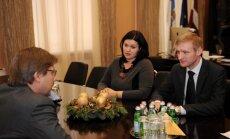 RP Rīgas līdere Antāne: sadarbība nevar būt tikai politkorekts lozungs