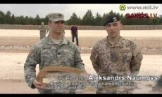 Video: Atklāj Ādažu bāzē izbūvēto taktisko skrejceļu - otro Eiropā