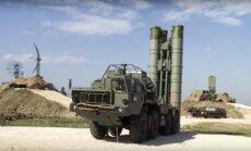 Россия развернет в Крыму полк зенитных систем С-400