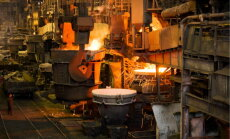 'KVV Liepājas metalurga' potenciālais pircējs atteicies no tēraudkausēšanas krāsns testēšanas