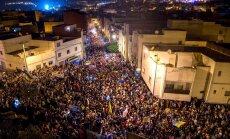 Lielākie nemieri kopš Arābu pavasara: Marokā protestē jau septīto nakti