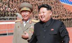США ввели персональные санкции против Ким Чен Ына и его чиновников