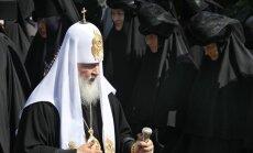 Patriarhs Kirils oficiāli ieceļ jaunu bīskapu Latvijā