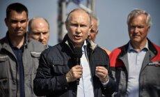 В деревне под Курганом убрали памятник Путину, посчитав его нескромным
