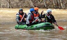 Ūdens līmenis Amatā sasniedzis augstāko atzīmi šopavasar