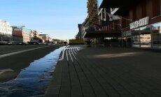 Video: Tehniska ķibele 'Radisson' viesnīcā Barona ielā