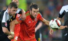 Wales Gareth Bale, Belgium Nicolas Lombaerts
