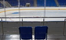 Liepājā tehnisku iemeslu dēļ neaizvada OHL spēles trešo periodu