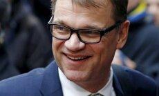 Piektdien varētu krist Somijas valdība, pauž premjerministrs Sipilē