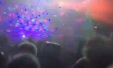 Video: Sibīrijā -43 grādu salā rīko diskotēku