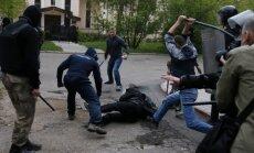 Doņeckā kopš konflikta sākuma 49 bojā gājušie