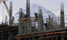 HRW kritizē viesstrādnieku tiesību pārkāpšanu Soču olimpisko spēļu būvobjektos