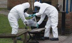 Разыскиваются еще двое подозреваемых в причастности к отравлению в Солсбери
