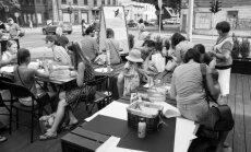 Fonds 'Mākslai vajag telpu' visu vasaru bērniem piedāvā bezmaksas radošās darbnīcas