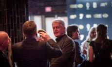 Foto: Ar svinīgu ballīti atzīmē 'Panorāmas' 60. jubileju