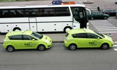 Ierosina 'Baltic Taxi' tiesiskās aizsardzības procesa lietu