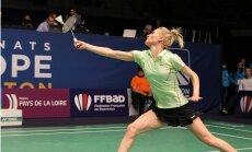 Latvijas labākā badmintoniste Šefere pārtrauc karjeru
