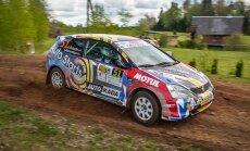 Posmu pārbīdes 2016. gada Latvijas rallija čempionātā