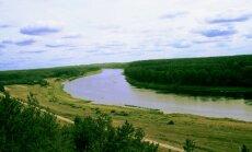 Ūdens līmenis Daugavā jūnijā - zemākais pēdējos simts gados