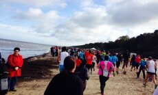 Pirmie Jūrmalas skriešanas svētki gūst lielu popularitāti