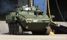 Число солдат НАТО в Латвии достигло 1400 человек и еще будет расти