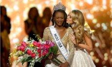"""ФОТО: Титул """"Мисс США"""" впервые получила военнослужащая"""