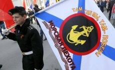 Krievijā veido patriotisku pusaudžu militāro organizāciju