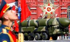 ASV draud ar sankcijām; Krievija veic raķetes izmēģinājumu (teksta tiešraides arhīvs)