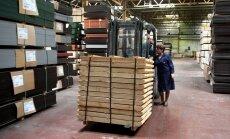Pēc ugunsgrēka 'Latvijas Finiera' rūpnīcā darbs notiek 86% uzņēmuma telpu