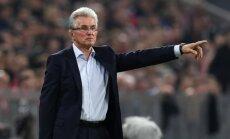 Jaunais 'Bayern' treneris Hainkess ievieš jaunus uzvedības noteikumus spēlētājiem