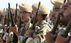 Simtiem bruņotu irāņu Sīrijā gatavojas īstenot plašu sauszemes ofensīvu