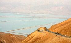 Jordānija sola pumpēt ūdeni Nāves jūrā bez Izraēlas palīdzības