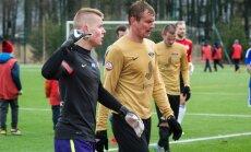 'Spartaks' viesos uzvar 'Jelgavas' futbolistus un nostiprinās virslīgas līderpozīcijā