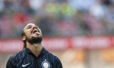 Inter Milan forward Pablo Daniel Osvaldo