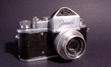 'Zenit' jau atkal fokusā. Krievijā grib atjaunot leģendāro fotokameru ražošanu