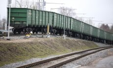 Kravu apjoma krituma dēļ 'Latvijas dzelzceļa' apgrozījums samazinās līdz 318,6 miljoniem eiro