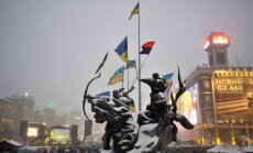 Ukrainas vienošanās ar Krieviju nav šķērslis tās asociācijai ar ES, paziņo Fīle