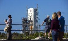ASV veiks jaunās paaudzes kosmosa kuģa pirmo izmēģinājuma lidojumu