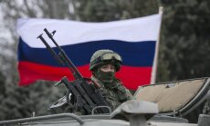 Krievijas tautai dāvāti jauni svētki – Īpašo operāciju spēku diena; datums sakrīt ar Krimas okupācijas sākumu