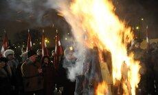 Goda sardze, piemiņas ugunskurs un koncerts – sākas nedēļa barikāžu laika zīmē