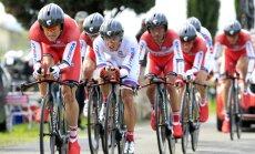 Smukulim 46.vieta 'Eneco Tour' velobrauciena ceturtajā posmā