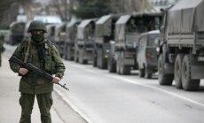 Krievija nosauc nosacījumus spēku ievešanai Ukrainā