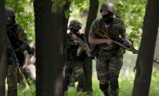 Doņeckas lidostu sagrābušie kaujinieki iznīcināti, paziņo Ukrainas armija
