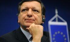 Bijušais EK prezidents Barrozu strādās 'Goldman Sachs'