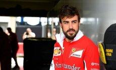 'Ferrari' oficiāli paziņo par Alonso aiziešanu no komandas un Fetela pievienošanos