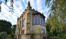 Ēka ar vēsturi – gotikas stila pils kā dzīvojamā māja
