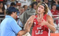 Самойлов сравнил свою игру против кубинцев с автомобилем без масла