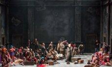 Foto: Verdi opera 'Trubadūrs' kā stāsts par Latvijas brīvības cīņu laiku